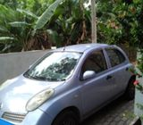 Nissan March K12 for sale 1560,000