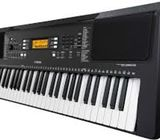 Brand new (unused) Yamaha digital keyboard