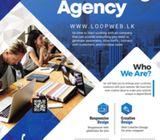 creative web Design for your business - ඔබටත් නිර්මාණශීලී වෙබ් අඩවියක් පහසු මිලකට නිර්මාණය කර ගනිමු