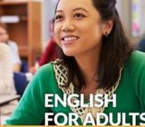 English for adults - home visiting & Zoom