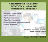 Chemistry - London AL/OL ( Edexcel & Cambridge)