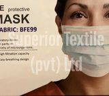 3ply disposable face mask /50 pieces