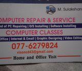 Laptop & Desktop Service