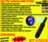 Spy Camera Pocket Pen HD - HIGH QUALITY GRADE A
