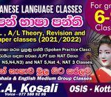 Japanese Language Classes in Kottawa