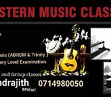Western Music Classes