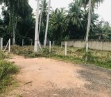 12 Perch Residential Land For sale in Daluwakotuwa Negombo