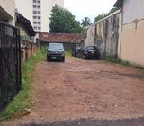 Land for sale in Havelock Town, Colombo 05
