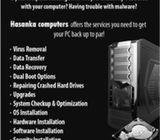 Computers repiar home visit