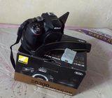 Nikon 5300 with box
