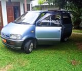 Nissan Serena FX for immediate sale