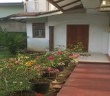 Annex for rent in Wattala, Mahabage.