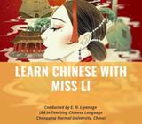 Chinese Language Classes