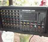 Inkel powerd mixer amp