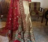 3 piece Indian bridal wear for sale