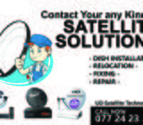 dialog tv, dish, videocon installation repair relocation service