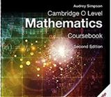 Mathematics (Grade 6-11) - Local and Cambridge
