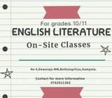 English Literature For O/L students