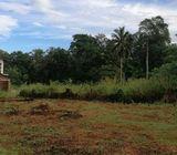 Land for sale in Uyandana, Kurunegala.