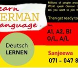 HOME VISITING / ONLINE TUITION for GERMAN LANGUAGE