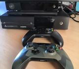 X-Box One 500 GB with Kinect Sensor and 11 Games for sale