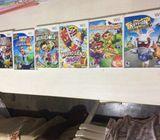 Wii games CDs