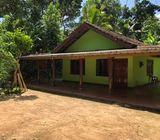 40 Perches Land for Sale in Thihagoda, Matara.