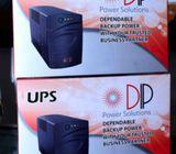 UPS 650 VA 2y Warranty