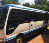 Staff service from Ranala to Nawam Mawatha (a/c)