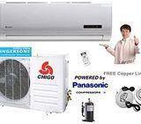 CHICO A/C 12000BTU Inverter for urgent Sale