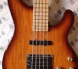 Ibanez atk 5 strings bass guitar