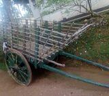Bullock cart , බර කරත්තය
