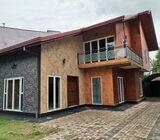 MODERN, LUXURY, TWO STORY HOUSE IN KANUWANA, JA ELA