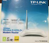 TP LINK WIRELESS N ADSL+ Modem Router