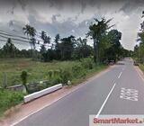 Commercial Land for Sale facing Kuliyapitiya facing main road