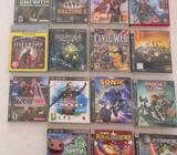 PS3 Games - Rs 2500