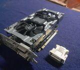 GTX 650 TI 1GB Dual Fan Gaming VGA Card