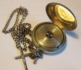 Hebdomas pocket watch Swiss made