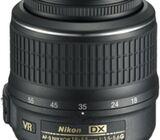 Nikon AF-S DX NIKKOR 18-55mm F/3.5-5.6 G VR DSLR Lens