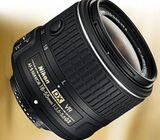 Nikon AF-S DX NIKKOR 18-55mm F/3.5-5.6 GII VR DSLR Lens