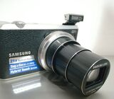 Samsung 16.3MP Touch Screen Smart WiFi Digital Camera