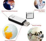 USB Digital Spy Hidden Voice Sound Recorder 8GB