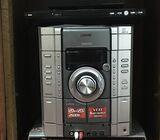 Sony Setup with Japan USB DVD Player