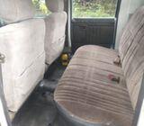 Mitsubishi Double cab