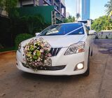 Wedding Hire Toyota Premio