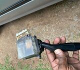 Head light and signal switch. 3l starter motor armature