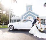 Wedding Hire - Toyota Premio Car