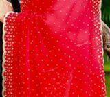 Home coming saree