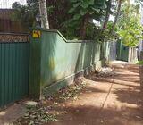 Land in Maharagama Pathiragoda, 17.5 Perch