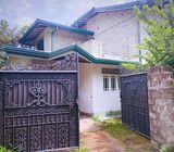 Two Storied House for Sale in Indigolla, Gampaha.